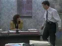 Caroline Alessi, Paul Robinson in Neighbours Episode 1129