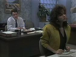 Paul Robinson, Caroline Alessi in Neighbours Episode 1129
