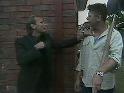 Alan Stewart, Joe Mangel in Neighbours Episode 1129