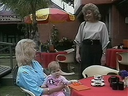Woman, Beverly Marshall in Neighbours Episode 1130
