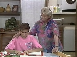 Todd Landers, Helen Daniels in Neighbours Episode 1131