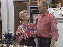 Helen Daniels, Jim Robinson in Neighbours Episode 1132