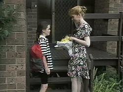 Lochy McLachlan, Melanie Pearson in Neighbours Episode 1133