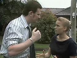 Des Clarke, Bronwyn Davies in Neighbours Episode 1134