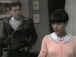 Matt Robinson, Hilary Robinson in Neighbours Episode 1134