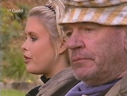 Joanna Hartman, Flakey (Gordon Orchard) in Neighbours Episode 2513