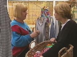 Angie Rebecchi, Danni Stark in Neighbours Episode 2513