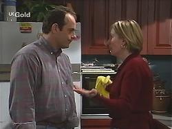 Philip Martin, Jen Handley in Neighbours Episode 2513