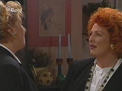 Angie Rebecchi, Cheryl Stark  in Neighbours Episode 2514