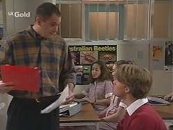 Andrew Watson, Billy Kennedy  in Neighbours Episode 2514