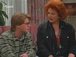 Brett Stark, Cheryl Stark in Neighbours Episode 2514