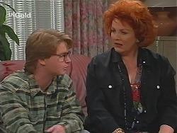 Brett Stark, Cheryl Stark  in Neighbours Episode 2514