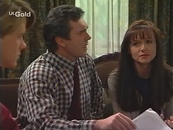 Billy Kennedy, Karl Kennedy, Susan Kennedy in Neighbours Episode 2514