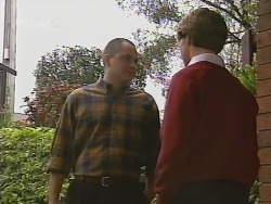 Andrew Watson, Billy Kennedy in Neighbours Episode 2515