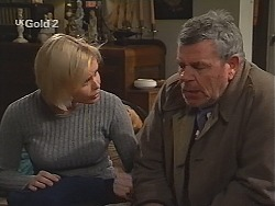 Joanna Hartman, Flakey (Gordon Orchard) in Neighbours Episode 2515