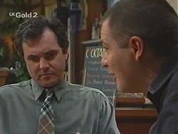 Karl Kennedy, Andrew Watson in Neighbours Episode 2515