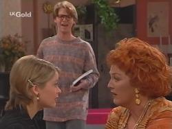 Danni Stark, Brett Stark, Cheryl Stark in Neighbours Episode 2516
