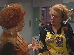 Cheryl Stark, Angie Rebecchi in Neighbours Episode 2516