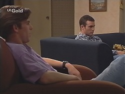 Malcolm Kennedy, Stonie Rebecchi in Neighbours Episode 2516
