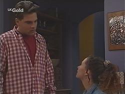 Mark Gottlieb, Cody Willis in Neighbours Episode 2517