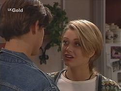 Malcolm Kennedy, Danni Stark in Neighbours Episode 2517