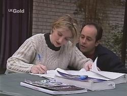 Jen Handley, Philip Martin in Neighbours Episode 2517