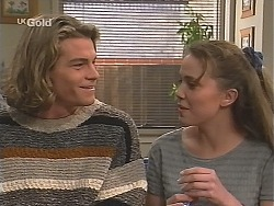 Sonny Hammond, Libby Kennedy in Neighbours Episode 2517