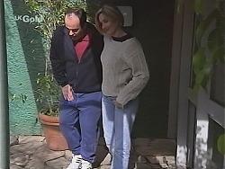 Philip Martin, Jen Handley in Neighbours Episode 2517