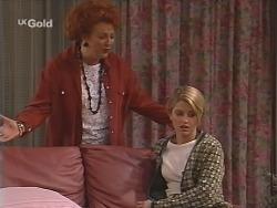 Cheryl Stark, Danni Stark in Neighbours Episode 2517