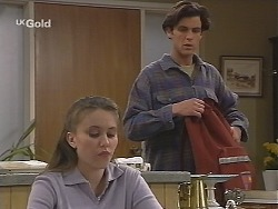 Libby Kennedy, Malcolm Kennedy in Neighbours Episode 2518