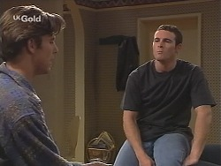 Malcolm Kennedy, Stonie Rebecchi in Neighbours Episode 2518