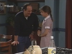 Philip Martin, Hannah Martin in Neighbours Episode 2518