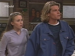 Libby Kennedy, Sonny Hammond in Neighbours Episode 2518