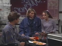 Malcolm Kennedy, Sonny Hammond, Libby Kennedy in Neighbours Episode 2518