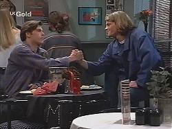 Malcolm Kennedy, Sonny Hammond in Neighbours Episode 2518