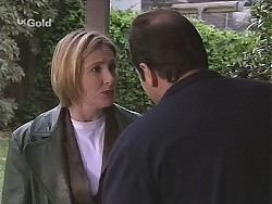 Jen Handley, Philip Martin in Neighbours Episode 2518