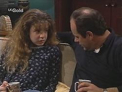 Hannah Martin, Philip Martin in Neighbours Episode 2519