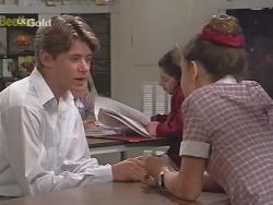 Lance Wilkinson, Hannah Martin in Neighbours Episode 2519