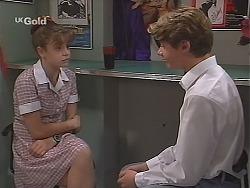 Hannah Martin, Lance Wilkinson in Neighbours Episode 2519