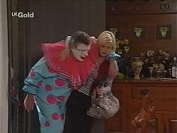 Flakey (Gordon Orchard), Joanna Hartman in Neighbours Episode 2520