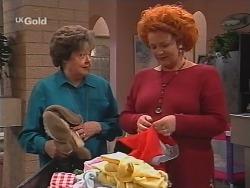 Marlene Kratz, Cheryl Stark in Neighbours Episode 2520