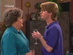 Marlene Kratz, Brett Stark in Neighbours Episode 2520