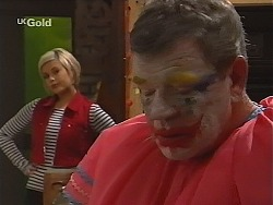 Joanna Hartman, Flakey (Gordon Orchard) in Neighbours Episode 2520