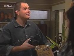 Andrew Watson, Susan Kennedy in Neighbours Episode 2520