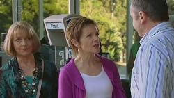 Carmel Tyler, Susan Kennedy, Karl Kennedy in Neighbours Episode 6551