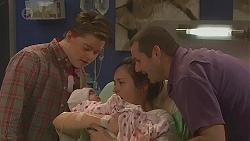 Callum Jones, Nell Rebecchi, Sonya Mitchell, Toadie Rebecchi in Neighbours Episode 6551