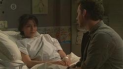Vanessa Villante, Lucas Fitzgerald in Neighbours Episode 6551