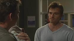 Lucas Fitzgerald, Rhys Lawson in Neighbours Episode 6551
