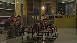 Toadie Rebecchi, Callum Jones in Neighbours Episode 6551