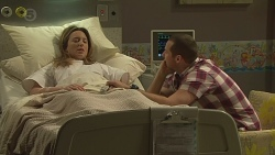Sonya Rebecchi, Toadie Rebecchi in Neighbours Episode 6552